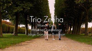 Shostakovich/Arensky/Mendelssohn : Trio Zeliha (teaser)