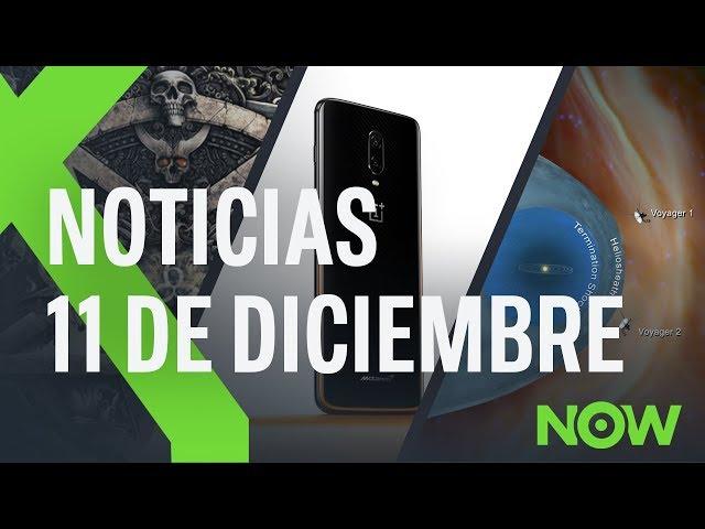 Nuevo OP6T MCLAREN, la VOYAGER 2 llega al ESPACIO INTERESTELAR y nuevo CANON DIGITAL | XTK NOW!