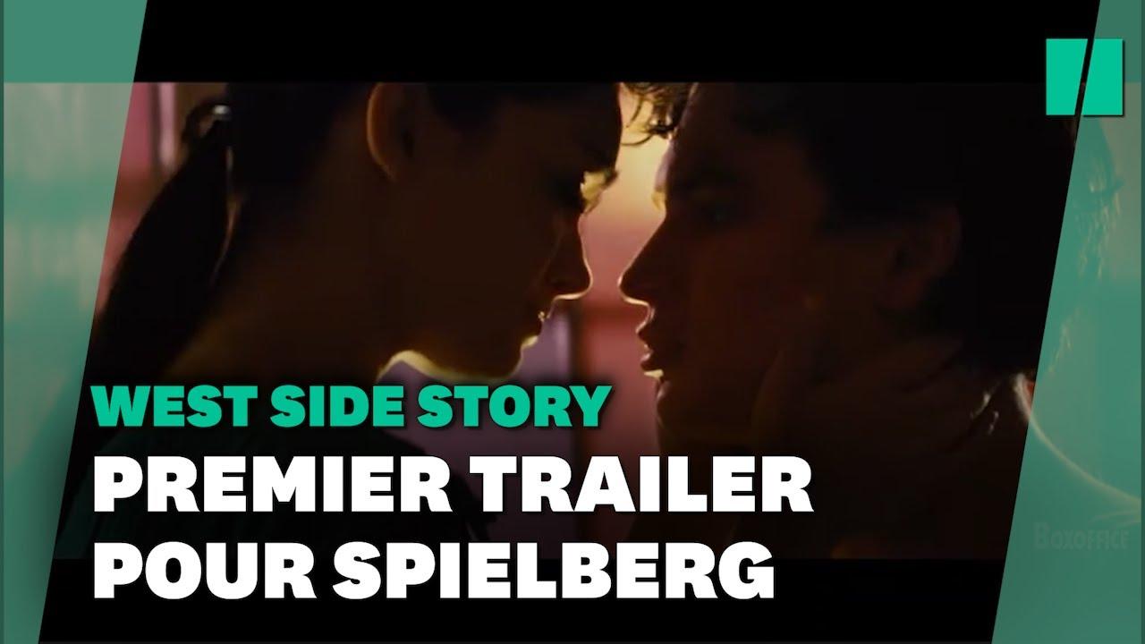 Le remake de West Side Story par Spielberg dévoile sa première bande annonce