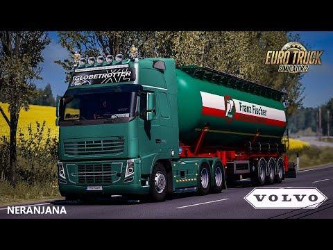 ETS2 v1 27] Volvo FH 2009 Classic v17 1s + ALL DLC´s ready