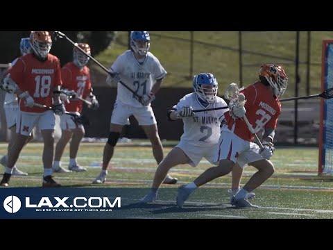 thumbnail for McDonogh (MD) vs St. Mary's (MD) | 2021 High School Highlights