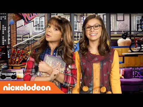 Game Shakers | How To Play Sky Whale with the Stars of Game Shakers | Nick
