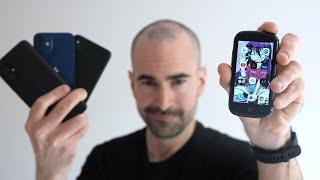 Best Compact Phones (2021) - Top 10 Favourite Mini Mobiles