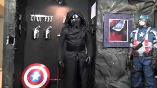 The old Kylo Ren Costume - version 1