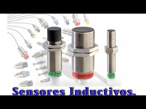 Sensores inductivos : Funcionamiento y conexionado.