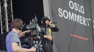 Eminem - Walk on Water, Stan, Love the Way You Lie ft. Skylar Grey (Oslo, Norway, 30.06.2018)