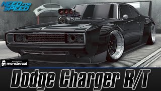 Need For Speed No Limits: Dodge Charger R/T (Customization + MAXXED OUT)