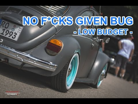 Low Budget Stanced Bug | Vw Beetle Project