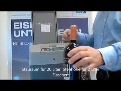 Kühlbox Tropicool TC 21  FL Waeco Thermo-Elektrische Kühlbox für 12/24 Volt DC und 230 Volt AC
