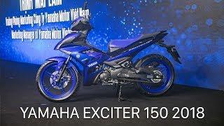 Chi tiết Yamaha Exciter 150 nâng cấp giữa đời 2018 bản GP giá 47,5 triệu | Xe.tinhte.vn