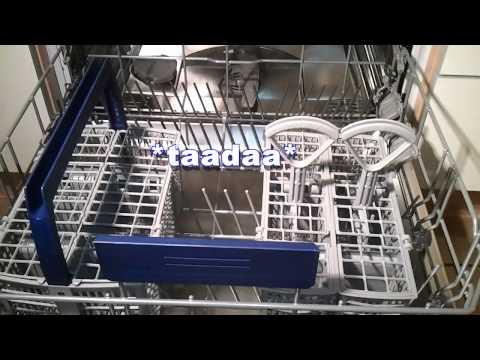 Bosch/Siemens Geschirrspüler - Dishwasher: Cutlery Basket / Besteckkorb