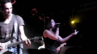 Chenoa -Live in Bilbao -Buenas noticias / 13/11/09