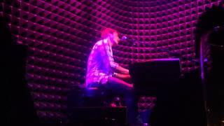 Jon McLaughlin DOESN'T MEAN GOODBYE Joe's Pub NYC 10/14/13