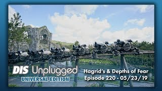 Hagrid's Magical Creatures Motorbike Adventure & Depths of Fear | Universal Edition | 05/23/19
