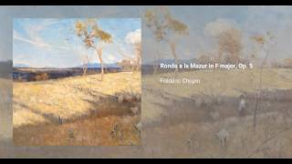 Rondo a la Mazur in F major, Op. 5