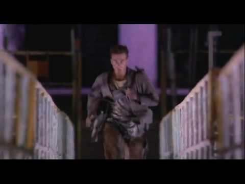 Cyborg: Fight scene 2.