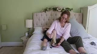 Using Ankle Night Braces (Ambulatory)