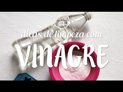 Utilidades do Vinagre