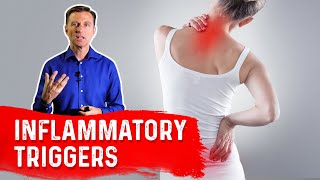 10 Triggers of Inflammation – Dr.Berg On Causes Of Inflammation