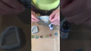 ICE Resin Glass Casting Tutorial