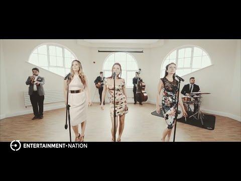 Swing Soul Sisters perform 'Mr Brightside'