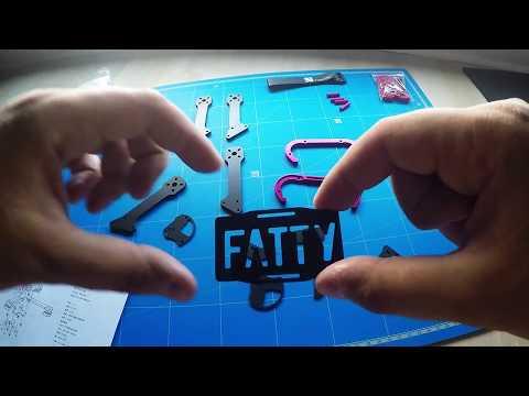 unboxing transtec fatty 218