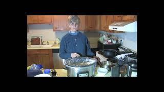 Fast not fussy meals - Cabbage Kale Lentil soup