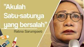 Tulis Surat dari Balik Jeruji, Ratna Sarumpaet: Akulah Satu-satunya yang Salah dan Pemicu Kekacauan