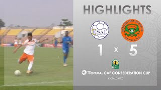 CC CAF : ESAE FC 1-5 RS Berkane