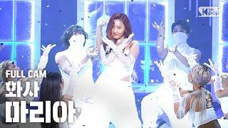 [안방1열 직캠4K] 화사 '마리아(Maria)' 풀캠 (Hwa Sa Full Cam)│@SBS Inkigayo_2020.7.5