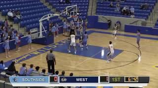Boys BKB: Southside vs Bentonville West