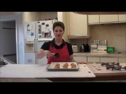 Diabetic Dessert Recipe: Apple Pumpin Softies (Cookies)