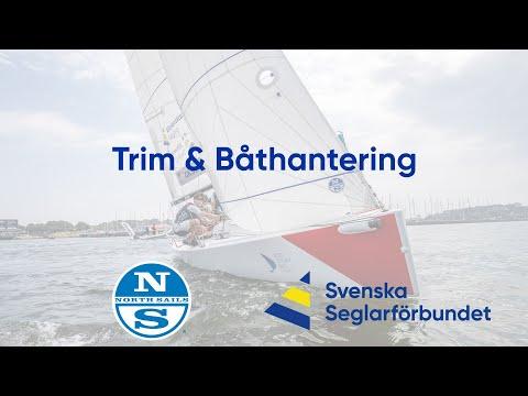 Trim & båthantering J/70 | North Sails & SSF