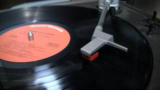 The difference a new turntable stylus (needle) can make!