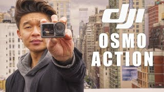 DJI Osmo Action   Hands On