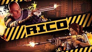 Шутер RICO — полицейские выбивают двери прямо сейчас