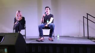 Zach Callison sing Giant Woman at Florida Supercon 2016