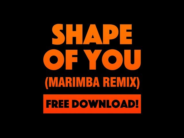 shape of you song mp3 download for android