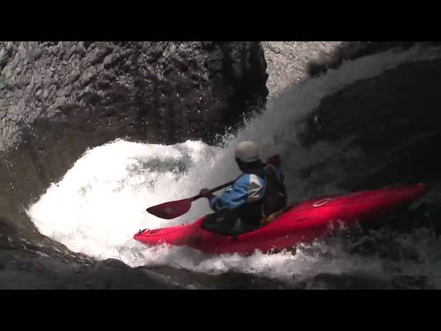 Chile Extreme Whitewater Kayaking