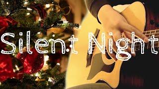 (Christmas Carol) Silent Night (fingerstyle guitar)