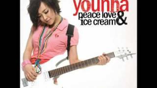 Younha - Peace Love & Ice Cream [ Hangul + Eng Translation ]
