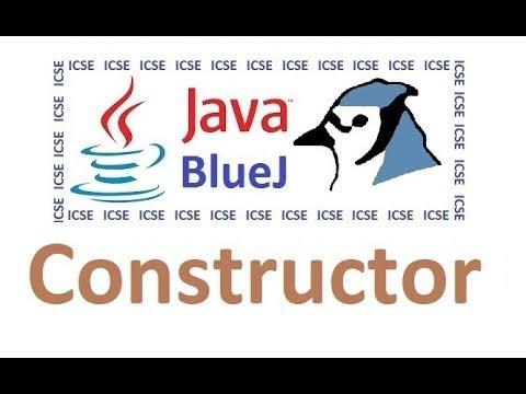 Java -Constructor