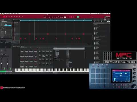 MPC Software 2.0 | Real Time Swing | MPC Live | MPC X | MPC Touch )