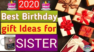 Top 20 Birthday Gifts For Sister (2020) || Best Gifts For Sister On Birthday #gifts #GiftsForSister