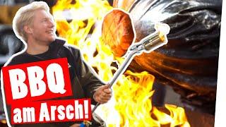 Bestrafung: Human BBQ – Werde zum menschlichen Grill || Das schaffst du nie!
