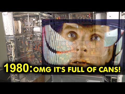 EEVblog #1256 - GORGEOUS Mystery Test Gear Teardown!
