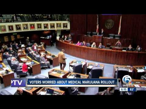 Voters worried about medical marijuana rollout