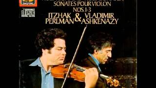 Brahms -  Violin Sonata No 1 in G Mag op. 78