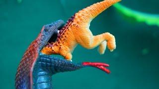 ДИНОЗАВР-СИРОТА!!! НЕ ЕШЬТЕ МЕНЯ!!! Приключение динозавра.Видео игрушки. Для детей