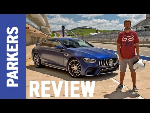 Mercedes-AMG GT 4-Door Coupe Review Video